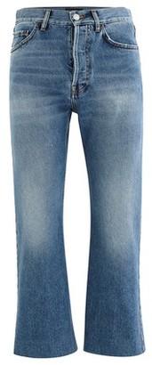 Balenciaga Cropped Jeans