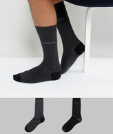HUGO BOSS Boss By Socks 2 Pack