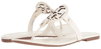 Tory Burch Miller Flip Flop Sandal (Light Makeup) Women's Shoes