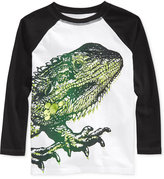 Epic Threads Graphic-Print Long-Sleeve T-Shirt, Little Boys, Only at Macy's
