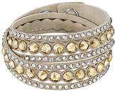 Swarovski NEW Slake Dot Beige Bracelet