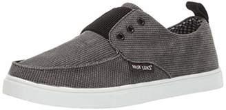 Muk Luks Men's Men's Billie Canvas Shoe- Shoe