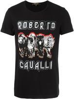 Roberto Cavalli 'Wild Cats' T-shirt