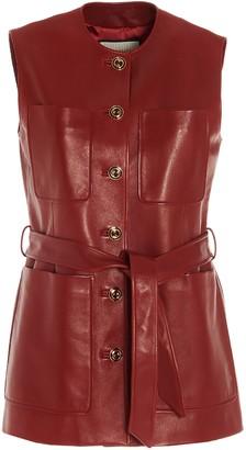 Gucci Plonge Long Vest