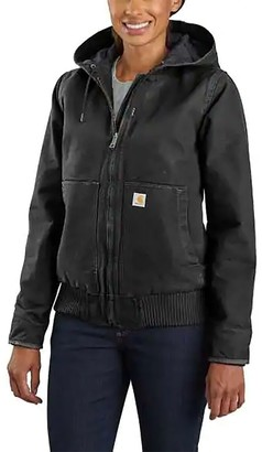 Carhartt Washed Duck Insulated Active Jacket - Women's