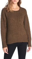 Sanctuary Popcorn Crew Neck Sweater (Regular & Petite)
