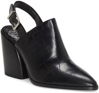 Vince Camuto Chemine Slingback Bootie