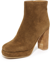 See by Chloe Lisa Platform Booties