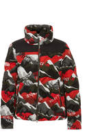 Bogner Sport Palina Quilted Printed Shell Jacket