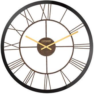 Citizen Gallery Wooden Wall Clock