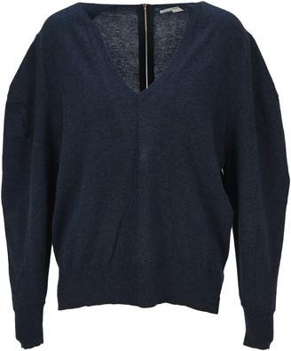 Stella McCartney Puff Sleeve V-neck Sweater