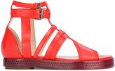 Ellery ankle-strap sandals - women - Leather - 37
