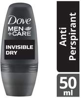 Dove Men+Care Invisible Dry Roll-On Deodorant 50ml