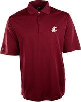 Antigua Men's Short-Sleeve Washington State Cougars Pique Xtra-Lite Polo