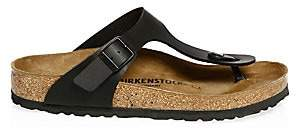 Birkenstock Women's Gizeh Cork Thong Sandals