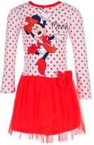 Disney Minnie Mouse Little Girls' Toddler Dress