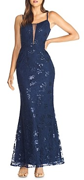 Dress the Population Marie Mermaid Gown