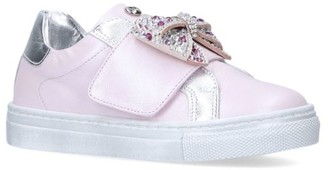 Missouri Bow Low-Top Sneakers