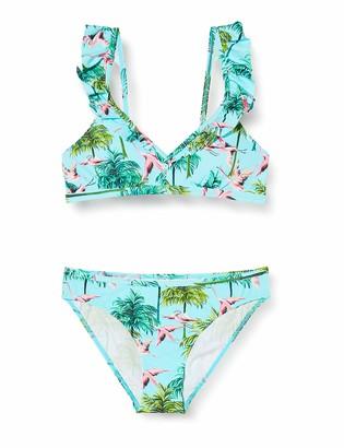Esprit Girl's Cappa Beach Yg Bustier+Brief Bikini Set