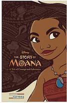 Disney The Story of Moana Book