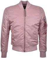 Alpha Industries MA 1 VF 59 Jacket Pink