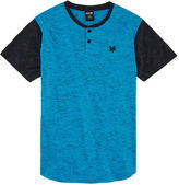 Zoo York Short Sleeve Henley Shirt - Big Kid