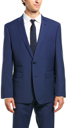 Vince Camuto 2Pc Wool-Blend Suit