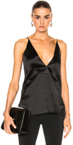 Dion Lee for FWRD Contour Cami Top in Black.
