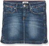Tommy Hilfiger Girl's Naomi Denim Vmw Skirt