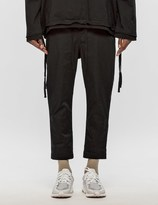 Stampd Washed Cropped Chino