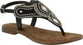 Azura Women's Kaisha Beaded Thong Sandal