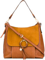 See by Chloe Joan tote bag - women - Cotton/Calf Leather - One Size