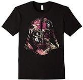 Star Wars Darth Vader Floral Print Graphic T-Shirt
