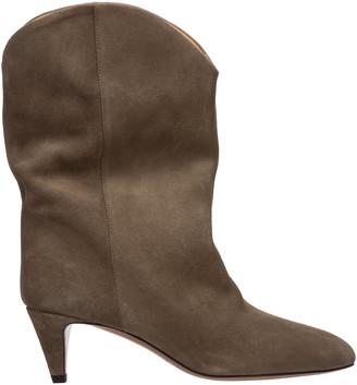 Isabel Marant Dernee Heeled Ankle Boots