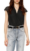 Heartloom Lauri Lace Wrap Front Top