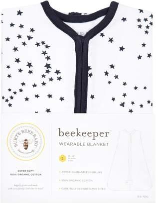 Burt's Bees Beekeeper Twinkle Bee Organic Baby Wearable Blanket