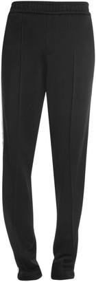 Versace Logo Side-Stripe Track Pants