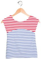 Kate Spade Girls' Striped Sleeveless Top w/ Tags