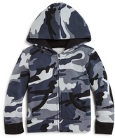Andy & Evan Boys' Fleece Lined Camo Hoodie - Sizes 2-7