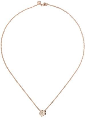 Shaun Leane Cherry Blossom diamond flower pendant necklace