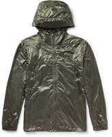 Canada Goose Sandpoint Shell Hooded Rain Jacket - Sage green