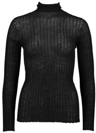 Standard Issue Cotton Tulle Skivvy Black - XS-L