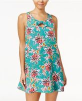 Be Bop Juniors' Printed Shift Dress