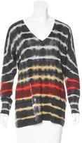 Raquel Allegra Distressed Wool Sweater