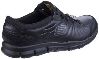 Skechers Edred Trainers - Black