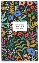 Rifle Paper Co. Tapestry Small Notebook with 60 Removable Pages