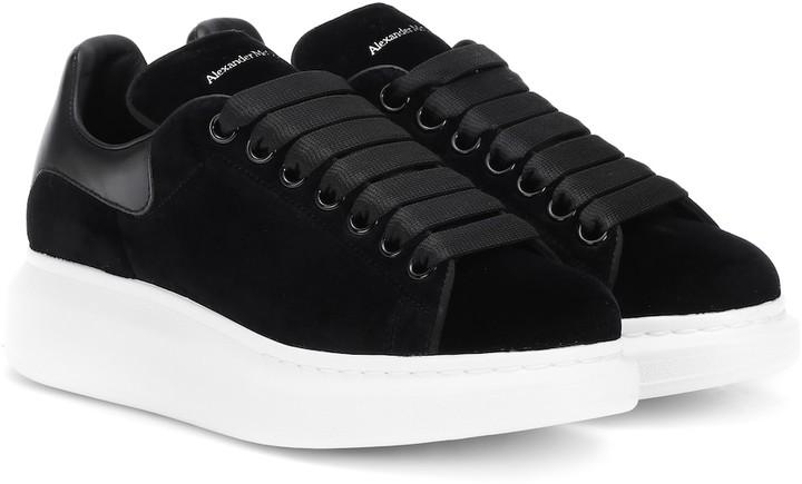 Alexander Black Mcqueen Sneakers Shopstyle Women's Yyf76bg