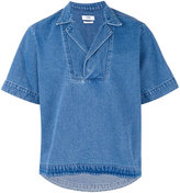 Cmmn Swdn Acord popover shirt