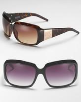 MICHAEL Michael Kors Original Oversized Square Sunglasses