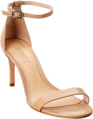 Schutz Alene Leather Sandal